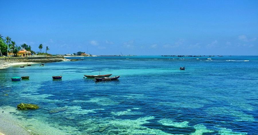 Những điểm du lịch ở Quảng Ngãi thu hút đông đảo dân Phướt ghé thăm