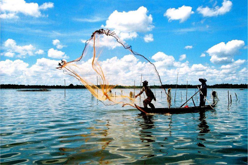Búng Bình Thiên - Hồ nước trời xứ sở An giang