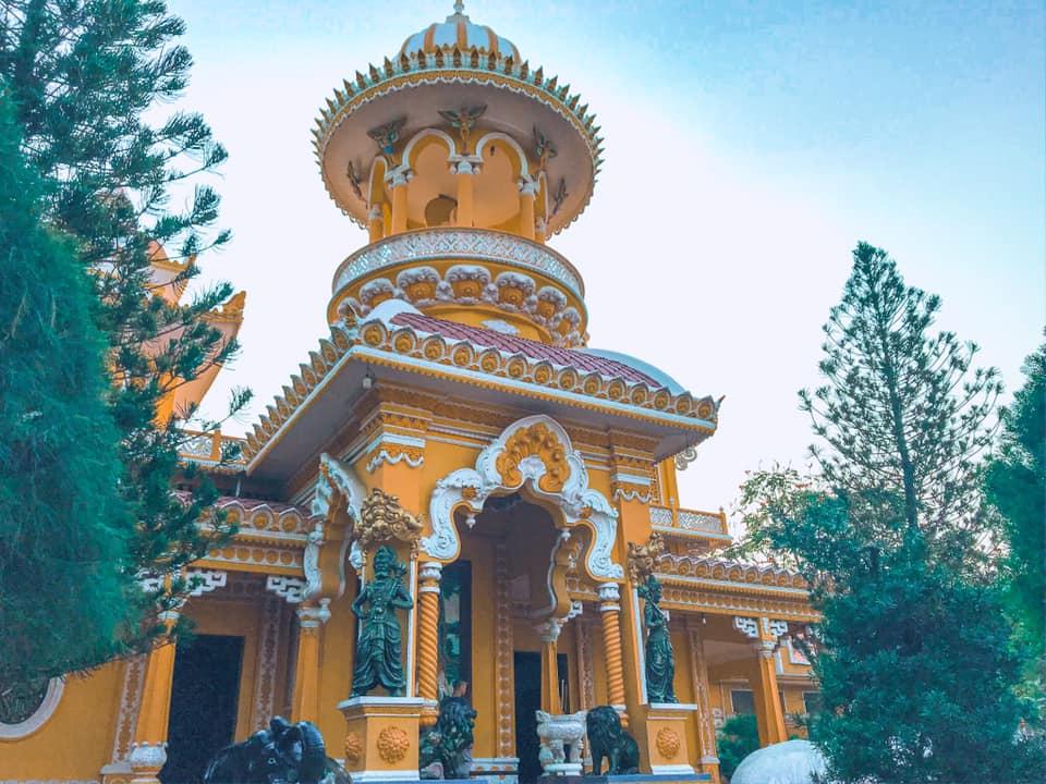 Du lịch An Giang: Những địa điểm du lịch Văn Hóa - Tâm Linh đặc sắ