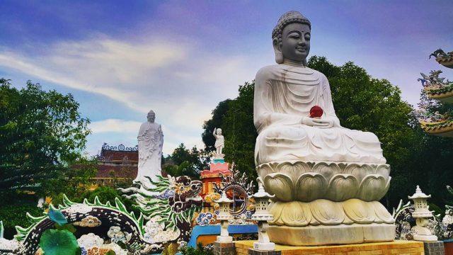 Những điểm du lịch ở Quảng Ngãi khách du lịch tâm linh không thể bỏ lỡ
