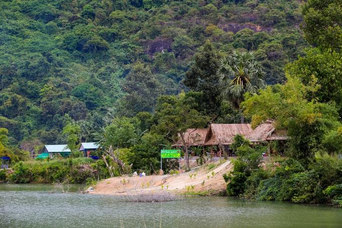 Hồ Ô Thum - Địa điểm nên đến thăm vào mùa nước nổi
